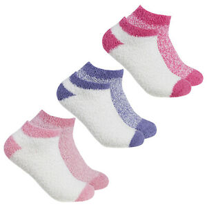 Women Thermal Winter Warm Trainer Socks
