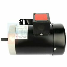 New Listing3 Hp 3 Phase 3450 Rpm Air Compressor Electric Motor 230460 Volt 56c Frame