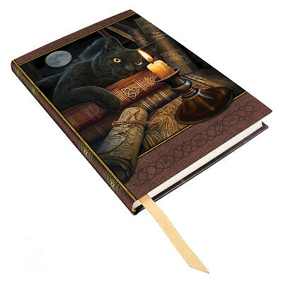 The Witching Hour Black Cat Book of Shadows!