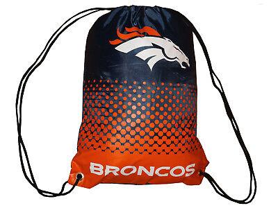Geschickt Denver Broncos Fan Gymbag Orange Nfl Turnbeutel Sportbeutel 45x35cm Tasche Rohstoffe Sind Ohne EinschräNkung VerfüGbar