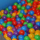 Colorful Ball Pit Balls Fun Soft Plastic Ocean Swim Pool Play Toy 50pcs MIH7