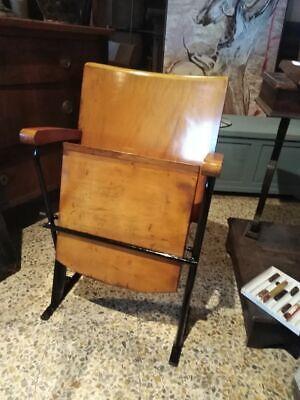 sedia da cinema anni 40 | eBay
