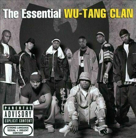 WU-TANG CLAN The Essential (Gold Series) 2CD BRAND NEW Best Of Greatest Hits