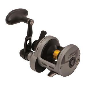 Fin-Nor Lethal 20 Lever Drag 2 Speed Reel / Multiplier Reel / Fishing