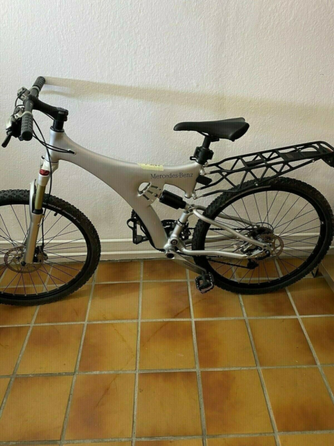 Mercedes Mountainbike, anden mountainbike, 10 gear,…