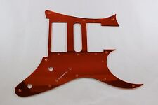 Orange Mirror Pickguard Fits Ibanez (tm) Universe UV UV777 7 String- HSH