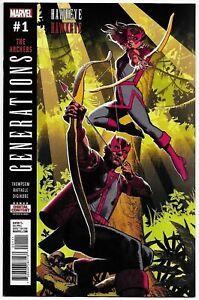 Generations-Hawkeye-1-Marvel-Comic-1st-Print-2017-NM