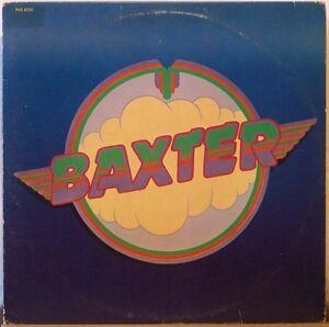BAXTER-s-t-LP-Scarce-U-S-Prog-Rock-on-Paramount-1973