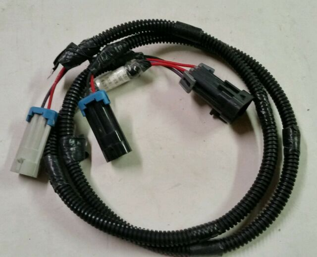 John Deere OEM part # AL176619 tractor seat wiring harness ...