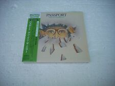 PASSPORT - MAN IN THE MIRROR - JAPAN CD MINI LP