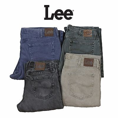 Gut Vintage Lee Jeans Coloured Regular Fit Denim Grade A 30,31,32,34,36,38