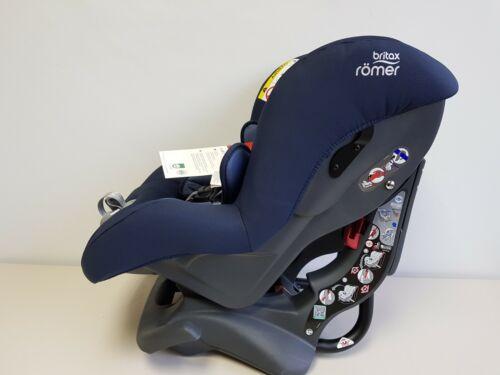 BR0303 AS 0+//1 bis 18 kg Britax Römer First Class Plus Gr Moonlight Blue