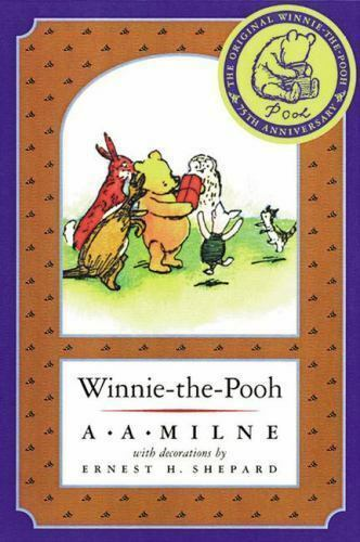 Winnie-the-Pooh-ExLibrary