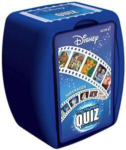 Top-Trumps-Quiz-Disney-Classic-Wissens-Spiel-Ratespiel-Wissensspiel-Fragespiel