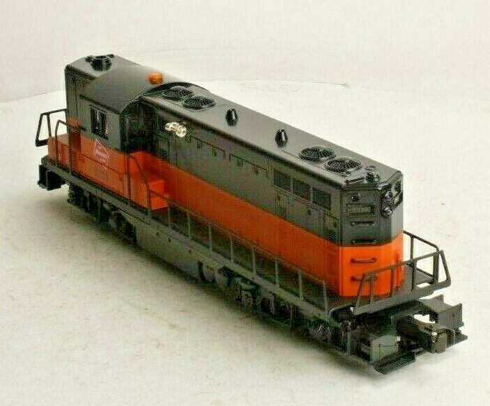 LIONEL O Scale 2338 Milwaukee Milwaukee Milwaukee strada GP-9 Diesel Locomotive 6-18565 nuovo  c23d28
