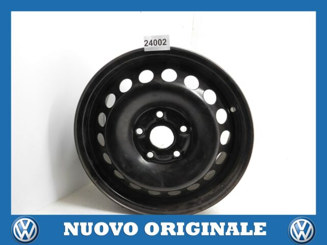 "Wheel Rim 15 "" 6J X15 H2 ET47 Original Volskwagen Golf 6"
