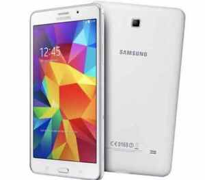 Samsung-Galaxy-Tab-4-SM-T235-8GB-7-034-Wi-Fi-4G-Telefono-Desbloqueado-Blanco