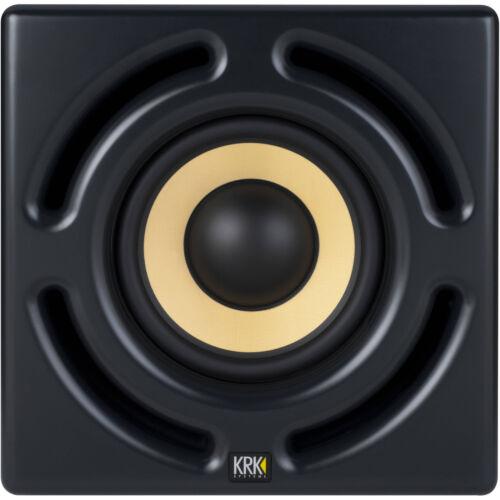 Recording OVP /& NEU Subwoofer Studio Mixing KRK 12sHO Mastering