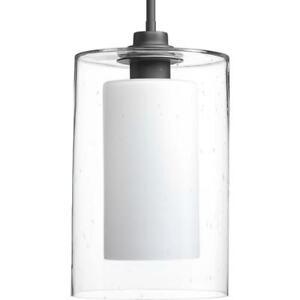 Progress-Lighting-Double-Glass-Collection-1-light-Graphite-Pendant-P500019-143
