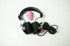 Fashionable Stereo Headphones Sound gecheckt old-school Kopfhörer Din