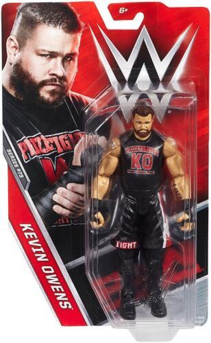 Kevin Owens Basic 73 WWE Mattel Action Figure Jouet Neuf-Comme neuf Emballage