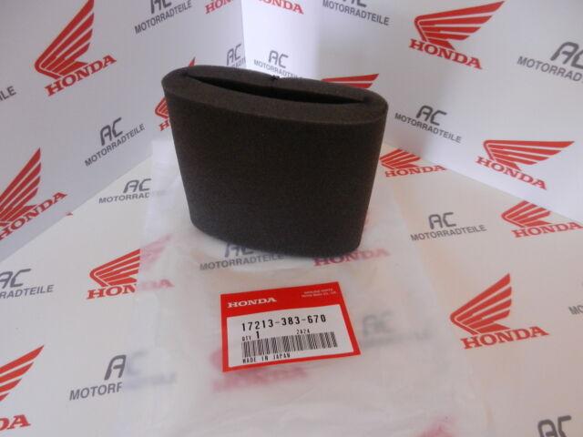 Honda CB 125 S XL 100 125 200 Luftfilter Schaumstoff air cleaner