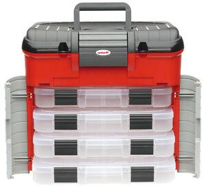 carolus gedore werkzeugbox sortimentskasten box kleinteilekoffer herusnehmbar ebay. Black Bedroom Furniture Sets. Home Design Ideas