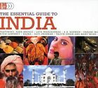 The Essential Guide to India by Various Artists (CD, Apr-2006, 3 Discs, Union Square Music)
