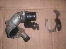 2003 PEUGEOT 307 HDI 90 AIR FLOW THROTTLE BODY WITH TURBO PIPE AND HEAT SHIELD