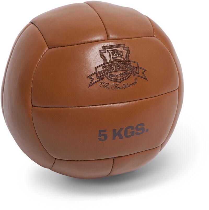 Medizinball Medizinball Medizinball Traditional von Paffen Sport in 5Kg. Fitness Kampfsport Boxen MMA 9a1418