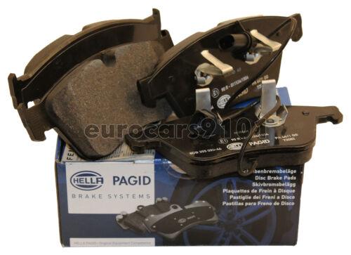 AWD Continental 6.0 03-11 PAGID 3W0698151AA New BENTLEY FRONT BRAKE PAD SET 4
