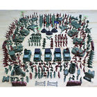 307 Pcs/sett Soldier Kit Grenade Tank Aircraft Rocket Army Men Sand Scene Model