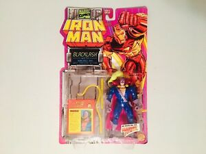Marvel-Comics-Iron-Man-Character-039-s-ToyBiz-1994-NEW-Variety