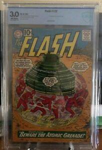 The-Flash-122-Aug-1961-DC-CBCS-Graded-3-0