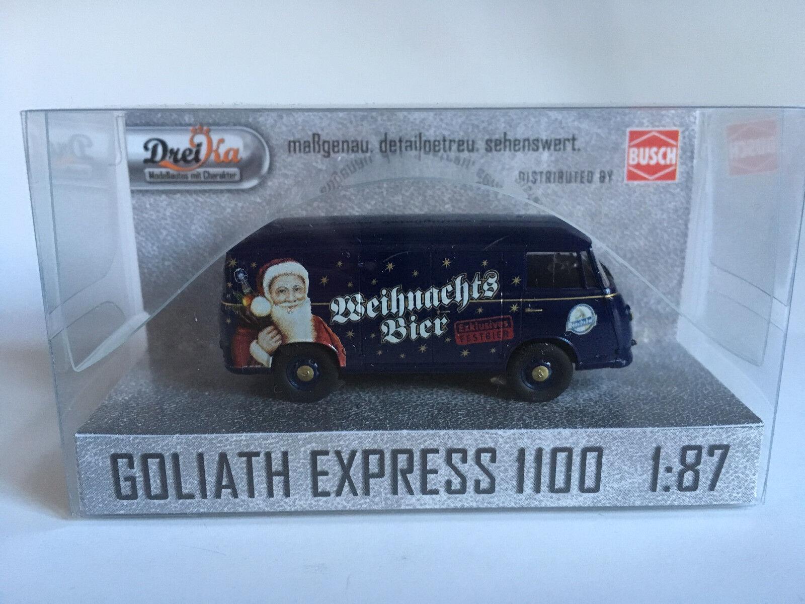 Busch 94023 Goliath Scatola, Fisso per Auto, Auto Auto Auto Modello 1 87 (H0) ffc1b1