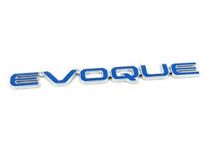 NUOVO-ORIGINALE-RANGE-ROVER-EVOQUE-POSTERIORE-STEMMA-BLU-BAGAGLIAIO-2011-SD4