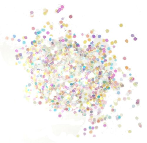 Frosted Crystals Or Iced Snow. Iced Crystals Cosmic Shimmer Glitter Jewels
