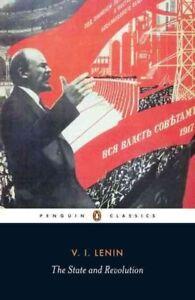 Estado-y-la-revolucion-libro-en-rustica-por-Lenin-V-I-como-nuevo-utilizado-Envio-Gratis