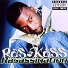 Rasassination [PA] by Ras Kass (CD, Sep-1998, Priority Records)