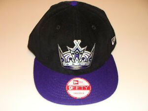 New-Era-Los-Angeles-Kings-Cord-Mix-Snapback-Cap-Hat-NHL-Hockey-Adjustable-OSFM