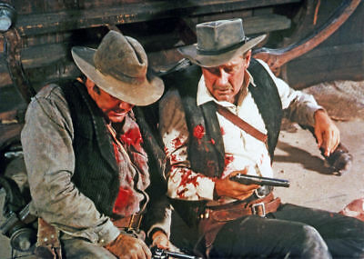 THE WILD BUNCH rare 8x10 color still#27 Peckinpah