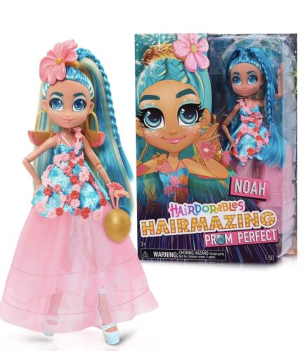 Hairdorables Hairmazing Fashion Doll Prom Perfect *NOAH* New Release