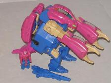 """G1 TRANSFORMER HEADMASTER SQUEEZEPLAY COMPLETE # 5 """"LOTS OF PICS/PROF:CLEANED"""""""