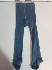 TUTTO PICCOLO  Baby  Kinder  Strumpfhose blau Gr. 74 / 80  ( 12 - 18 Mon.)   NEU