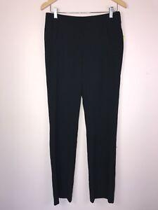 2ffe6bf950 Style Co 4L Leggings NEW Black Straight Leg Mid Rise Tummy Control ...