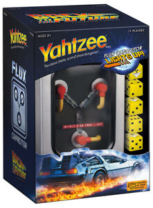 Yahtzee-Back-to-the-Future-Collector-039-s-Edition