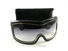 New Tom Ford Sunglasses TF305 Olga 01B Black FT0305/S Authentic