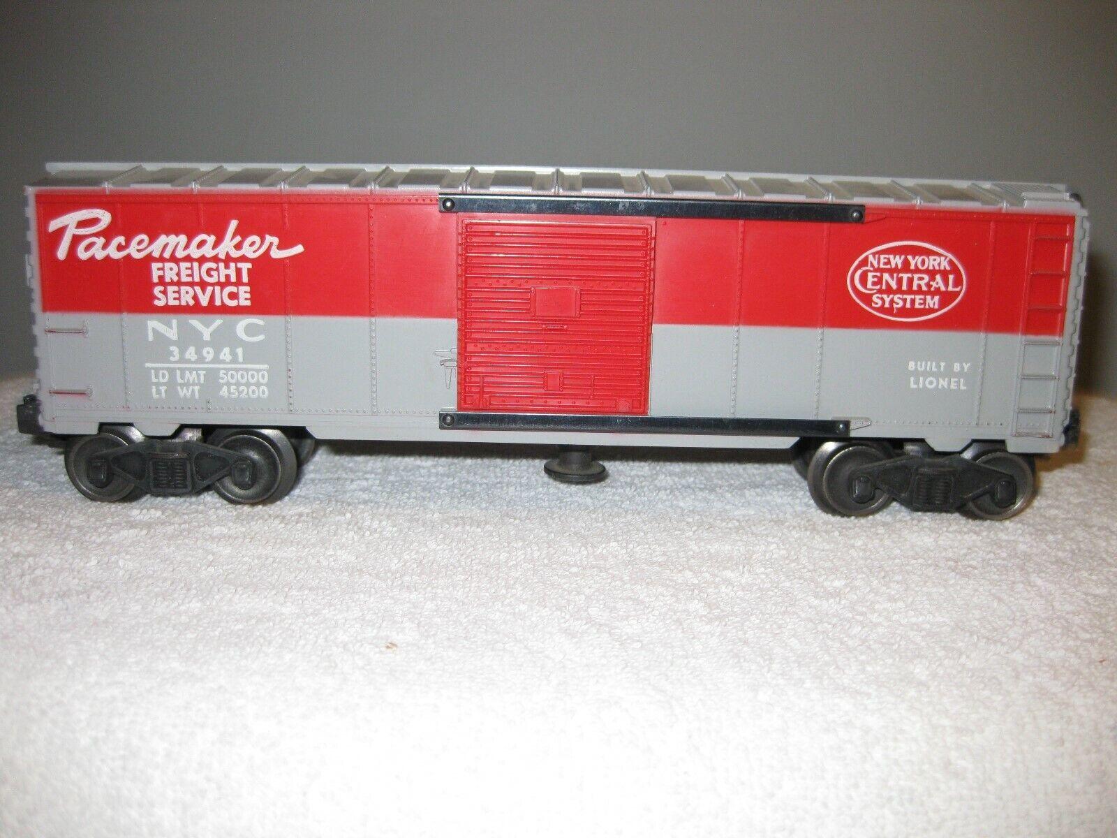 Tren Lionel, marcapasos del del del sistema central de Nueva York. 8ac