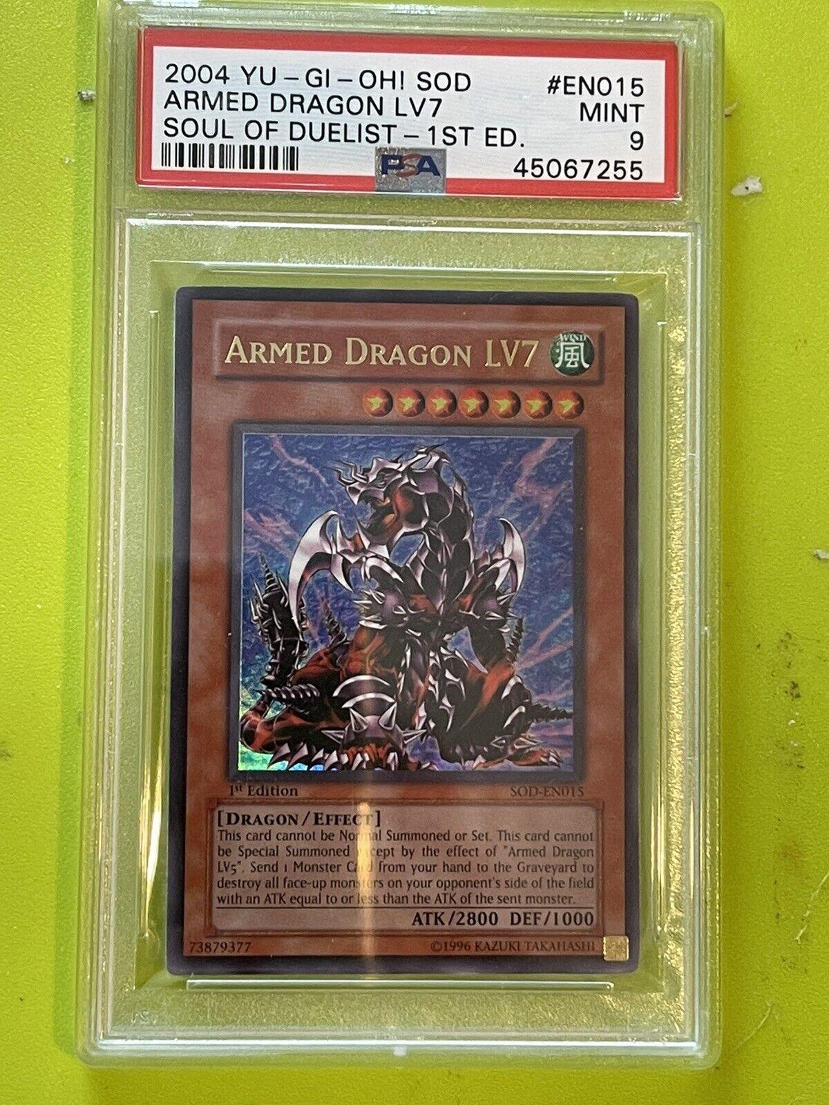 Yugioh Citadel Whale LEDU-EN016 Ultra Rare 1st Edition