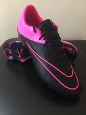 NIKE Mercurial Vapor X Leather FG Tech Pack 747565 006  Mens Size 8UK/9US